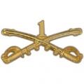 "BDG-ARMY, CAV. SWORDS, 01ST (2-1/4"")"