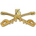 "BDG-ARMY, CAV. SWORDS, 05TH (2-1/4"")"