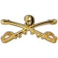"BDG-ARMY, CAV. SWORDS, 09TH (2-1/4"")"