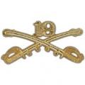 "BDG-ARMY, CAV. SWORDS, 19TH (2-1/4"")"