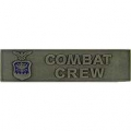 """BDG-USAF, COMBAT CREW (3"""")"""