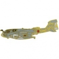 """EA-6B PROWLER PIN (1-1/2"""")"""