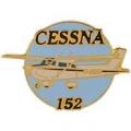 "PIN-APL, CESSNA 152 (1-1/2"")"