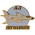 """PIN-APL, A-03 SKYWARRIOR (1-1/2"""")"""