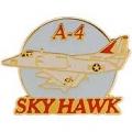 "PIN-APL, A-04 SKYHAWK (1-1/2"")"