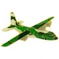 """C-130 HERCULES PIN RT (CAMO) (1-1/2"""")"""