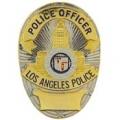 """BDG-POLICE, CA. LAPD (1-5/8"""")"""