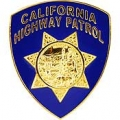 "BDG-POLICE, CA. HWP. (PATCH) (1-5/8"")"