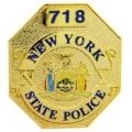 """BDG-POLICE, NY. STATE (1-1/2"""")"""