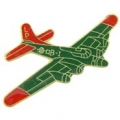 "PIN-APL, B-17 FLYING FORTR (RIGHT) (1-1/2"")"