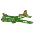 "PIN-APL, B-17 FLYING FORTR (LEFT) (1-1/2"")"