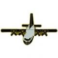 "C-130 HERCULES PIN (FRONT) (1-1/2"")"
