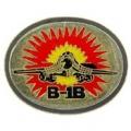 "B-01 BOMBER PIN  (1"")"