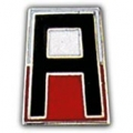 "ARMY 1ST DIV PIN (1"")"