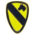 "PIN-ARMY, 001ST CAV. MINI (5/8"")"