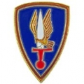 "ARMY 1ST AVIATION BRG PIN (1"")"