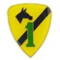 "PIN-ARMY, 001ST CAV. #1 (1"")"