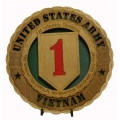 United States Army - 1st Infantry Division (Vietnam)