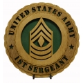 United States Army - 1st Sargent