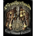 Fireman T-Shirt- Brotherhood