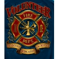Volunteer Fire Department T-Shirt