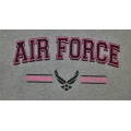 PROUD AIR FORCE SISTER SHIRT