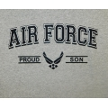 PROUD AIR FORCE SON T-SHIRT