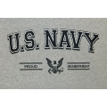 PROUD NAVY GRANDPARENT T-SHIRT