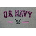 PROUD NAVY DAUGHTER T-SHIRT