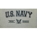 PROUD NAVY GRANDSON T-SHIRT