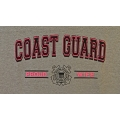 PROUD COAST GUARD WIFE T-SHIRT