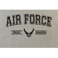 PROUD AIR FORCE GRANDSON T-SHIRT