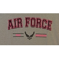PROUD AIR FORCE GRANDDAUGHTER T-SHIRT