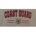 PROUD COAST GUARD GRANDDAUGHTER T-SHIRT
