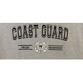 PROUD COAST GUARD GRANDPARENT  T-SHIRT