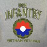 VIETNAM CHOOSE YOUR PRINT/DESIGN - GREY HOODIE