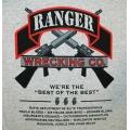 ARMY RANGER WRECKING COMPANY T-SHIRT