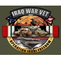 IRAQ WAR VET T-SHIRT