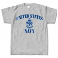 NAVY ANCHOR T-SHIRT