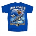 AIR FORCE  'DEFENDING FREEDOM' T-SHIRT