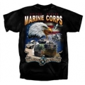 MARINE CORPS  'DEFENDING FREEDOM' T-SHIRT