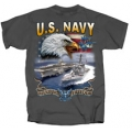 NAVY  'DEFENDING FREEDOM' T-SHIRT