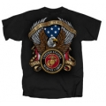 """FREEDOM IS WORTH FIGHTING FOR"" MARINES T-SHIRT"