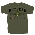 I SERVED. ARMY T-SHIRT