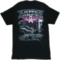 Armed Forces for Breast Cancer Awareness Shirt