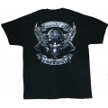 First in Last out Fireman shirt with Foil Detail