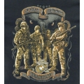 """Brothers in Arms"" Marine T-shirt"