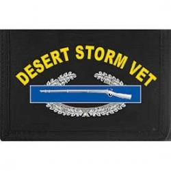 """WALLET-DEST.STORM,VET.CIB (HVY.DUTY NYLON/VELCRO) (3-1/2""""X5"""")"""