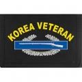 """WALLET-KOREA,VET.CIB (HVY.DUTY NYLON/VELCRO) (3-1/2""""X5"""")"""