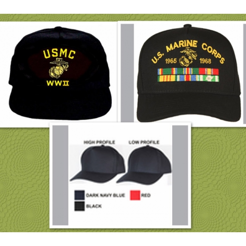 dea9dc930875a MARINE CUSTOM ORDER CAPS